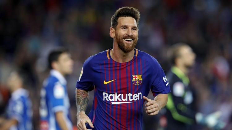 Барселона может побить рекорд ювентуса
