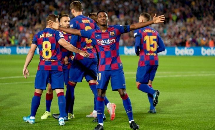 Видео обзор чемпионата испании по футболу 4 тур